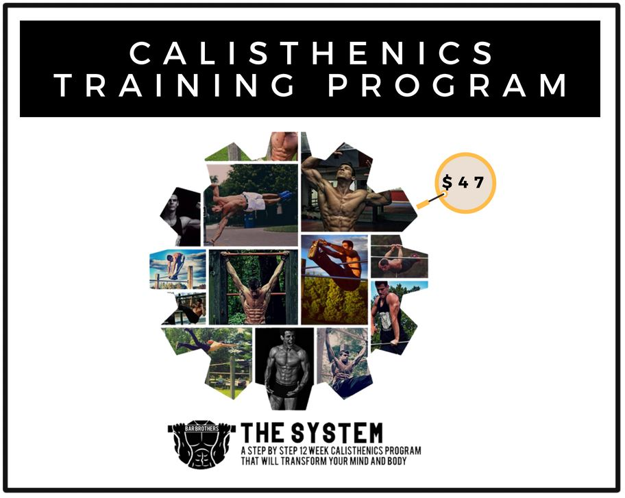 calisthenics training program