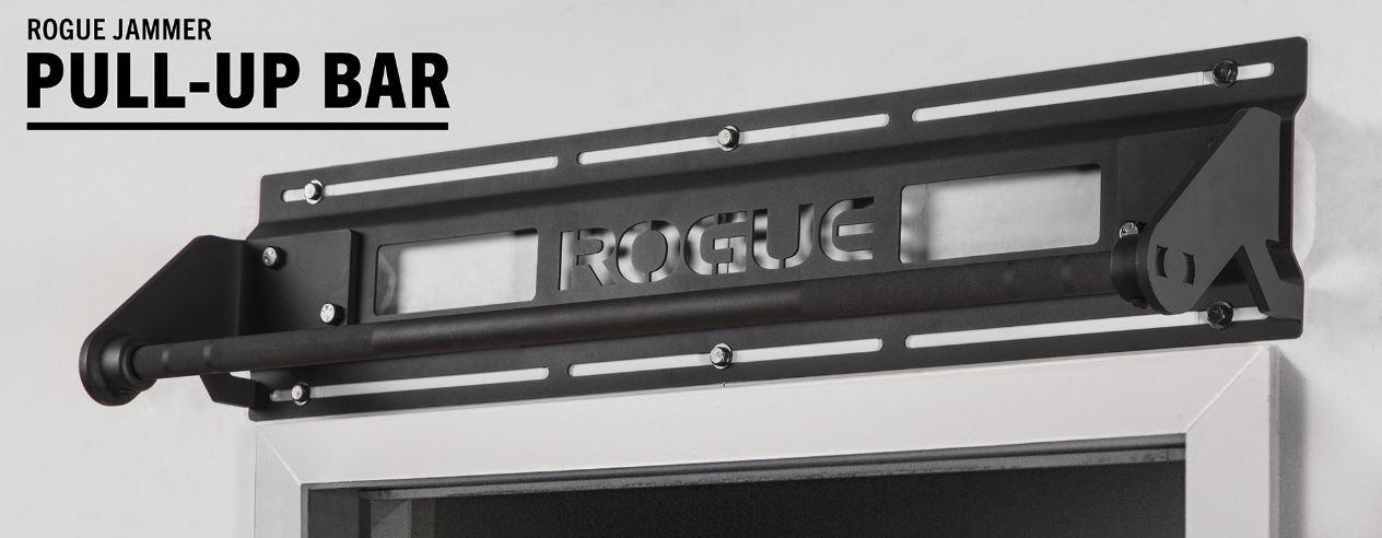 rogue door pull up bar