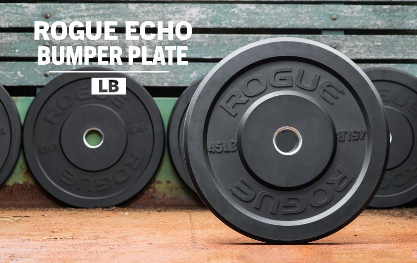 rogue bumper plates set