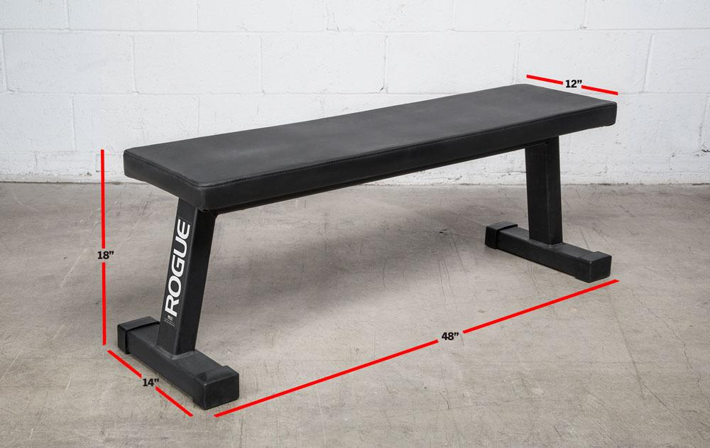 rogue weight bench